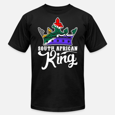 African King South African King Tshirt - Men's Jersey T-Shirt