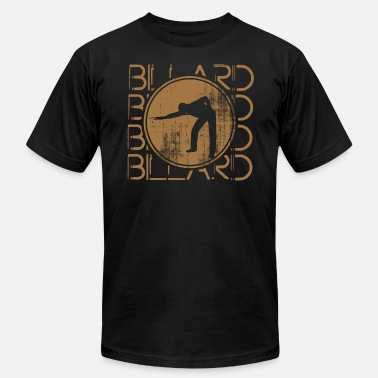 Pool Billiard pool billiard - Unisex Jersey T-Shirt