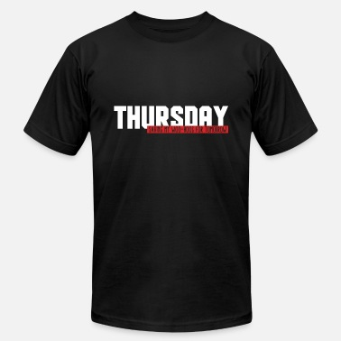Everyday Wednesday Funny Weekday - Thursday Saving My WooHoos - Men's  Jersey T-Shirt