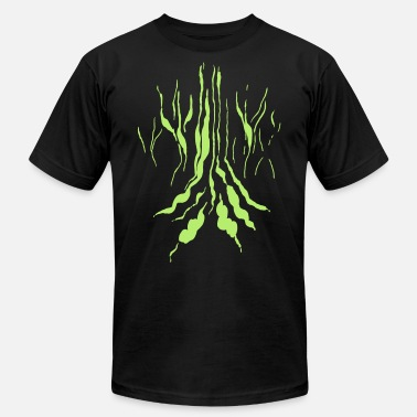 Glimmer glimmering woods - Men's Jersey T-Shirt