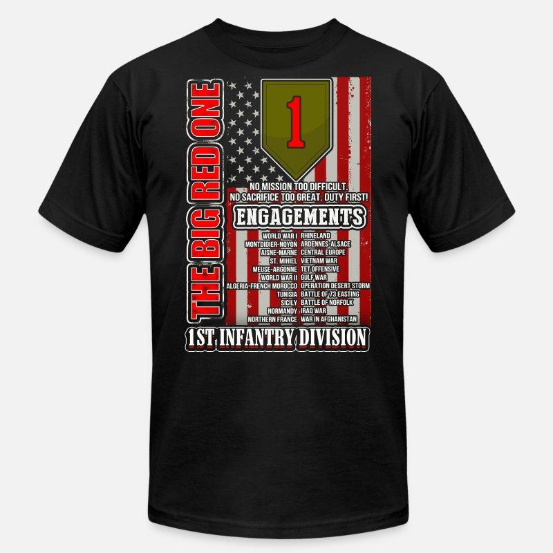 Shop 1st Infantry Vietnam T-Shirts online | Spreadshirt