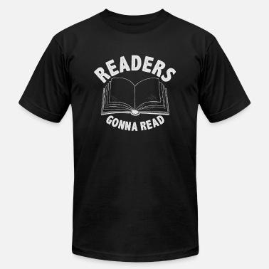Shop Avid Reader T-Shirts online | Spreadshirt