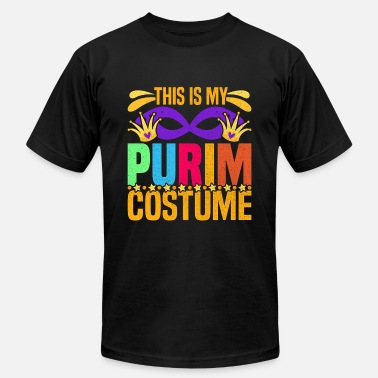 Persia This Is My Purim Costume T-Shirt Funny Costume Tee - Unisex Jersey T-Shirt