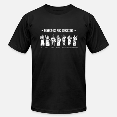 Zeus Greek Mythology - Unisex Jersey T-Shirt