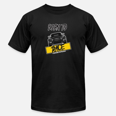 Born To Race born to race - Men's  Jersey T-Shirt