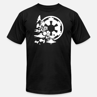 Imperialism IMPERIAL REVENGE - Unisex Jersey T-Shirt