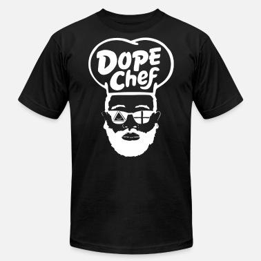 832a9803f Dope Chef Dope Chef Cartoon - Men's Jersey T-Shirt