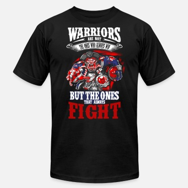 Warrior Movie Pit warriors - The ones that always fight - Men's  Jersey T-Shirt