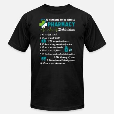 75d8ab0c Shop Funny Pharmacy Technician T-Shirts online | Spreadshirt