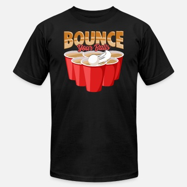 Solo Bounce Your Balls - Unisex Jersey T-Shirt