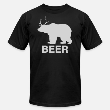 Deer Bear Beer Bear Deer Beer - Men's Jersey T-Shirt