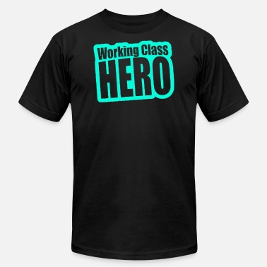 Working Class Working Class Hero - Men's Jersey T-Shirt