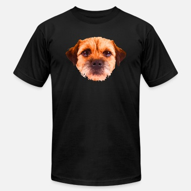 Terrier Border Terrier Tee Shirt - Men's  Jersey T-Shirt