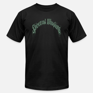 Spectral Illusions Logo - Unisex Jersey T-Shirt