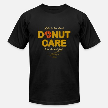 Sensitive donut care F - Men's Jersey T-Shirt