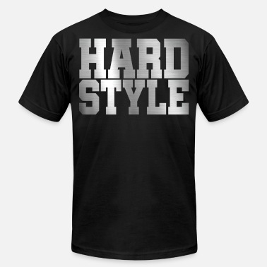 Hard Techno Techno Hard Style - Men's  Jersey T-Shirt