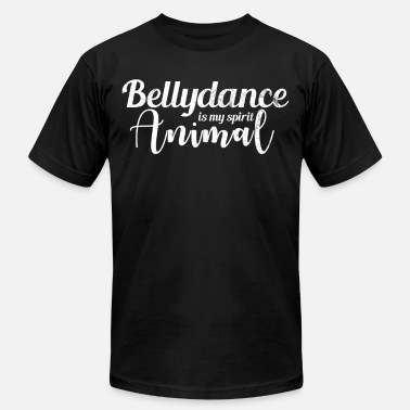 Belly Dance Belly Dancer Show - Men's Jersey T-Shirt