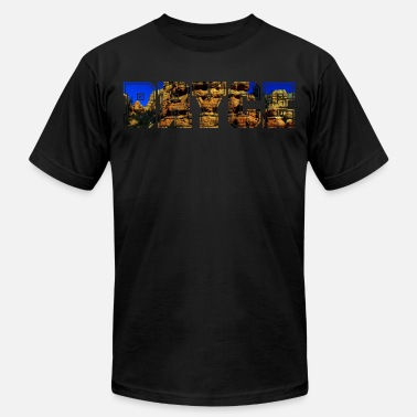 Bryce Bryce Canyon National Park Utah - Men's  Jersey T-Shirt