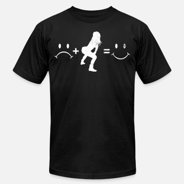 Twerk Dance Twerking JGA dancing - Men's  Jersey T-Shirt