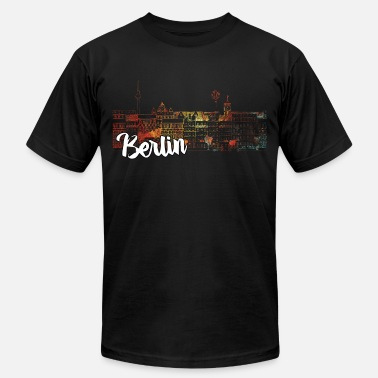 Berlin Berlin - Men's  Jersey T-Shirt