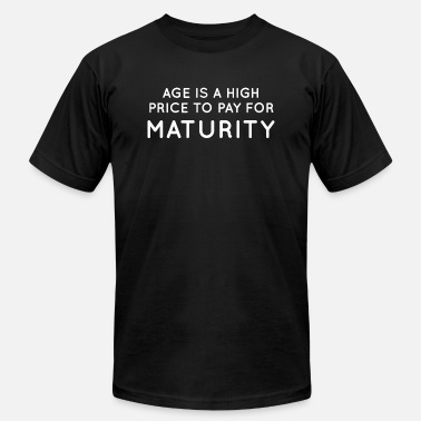 Mature Maturity - Men's Jersey T-Shirt