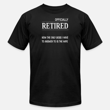 Retiring Retired Retirement - Men's Fine Jersey T-Shirt