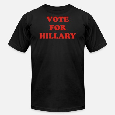 Vote Vote For Hillary - Men's  Jersey T-Shirt