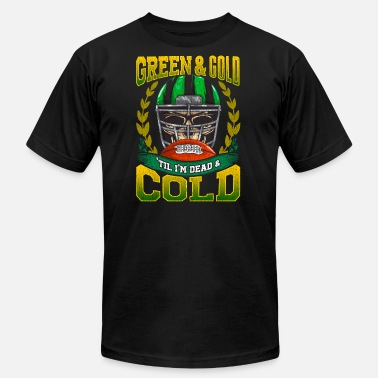 Green And Gold Green and Gold - Men's Jersey T-Shirt