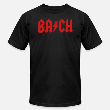 Classic Rock Johann Sebastian Bach - Hard Rock Classical Music - Men's  Jersey T-Shirt
