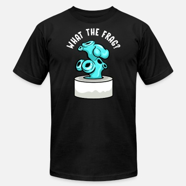 Saltwater Aquarium What the Frag - Unisex Jersey T-Shirt