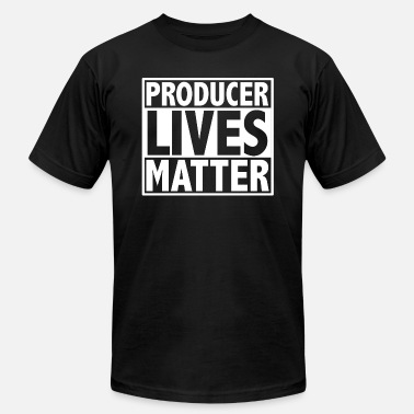 Fl Studio Producer Lives Matter - Men's  Jersey T-Shirt