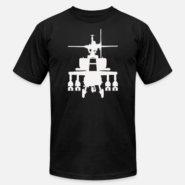 Attack Helicopter Attack Helicopter - Men's  Jersey T-Shirt