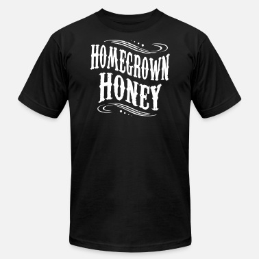 Homegrown Homegrown Honey - Men's  Jersey T-Shirt