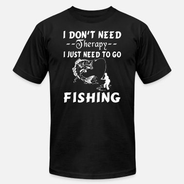Go Fishing GO FISHING - Men's Jersey T-Shirt
