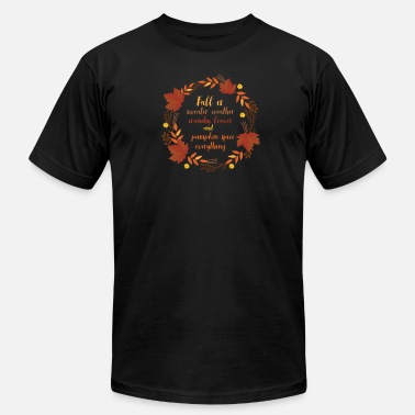 Fall Of The Wall Fall is... - Men's  Jersey T-Shirt