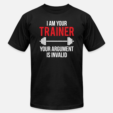 Fitness Instructor Funny Fitness Trainer Instructor Coach T-Shirt - Men's  Jersey T-Shirt