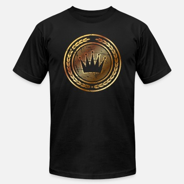 Crown Symbol symbol-royal-crown - Men's  Jersey T-Shirt