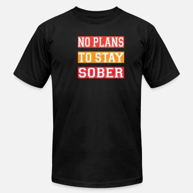 No Plan NO PLANS - Men's  Jersey T-Shirt