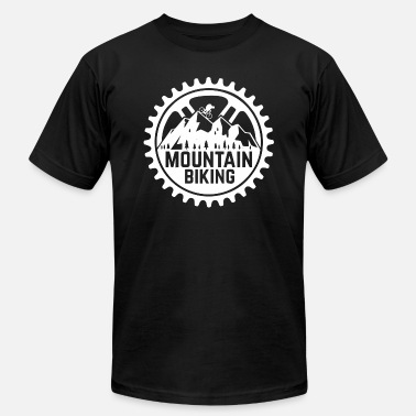 Gear Bike Mountain Biking Gear - Men's Jersey T-Shirt