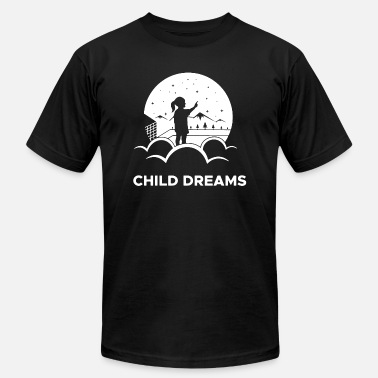 Dream Child Child dreams - Men's Jersey T-Shirt