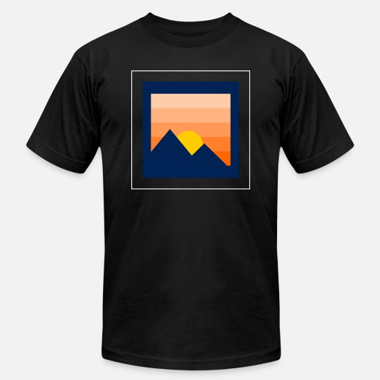 Gift Idea T-Shirts - travel lifestyle - Men's Jersey T-Shirt black