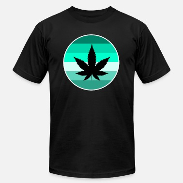 Cannabisleaf Cannabisleaf - Men's  Jersey T-Shirt