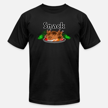 Snack Joint Snack - Men's Jersey T-Shirt
