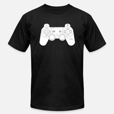 Playstation Controller nintendo Playstation kontroller - Men's  Jersey T-Shirt