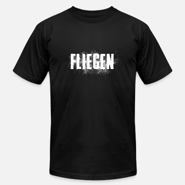 Fliegen Fliegen - Men's Jersey T-Shirt