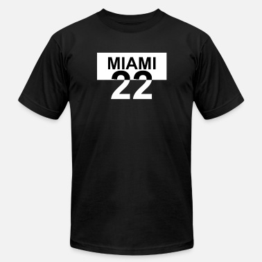 Miami Party MIAMI 22 - Men's  Jersey T-Shirt