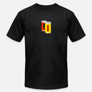 Batteries battery - Men's Jersey T-Shirt