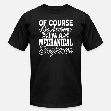 Engineering Mechanical Mechanical Engineer Awesome Mechanical Engineer - Men's  Jersey T-Shirt