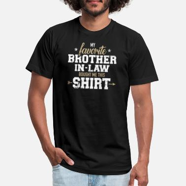 Brother Brother-in-law - Unisex Jersey T-Shirt