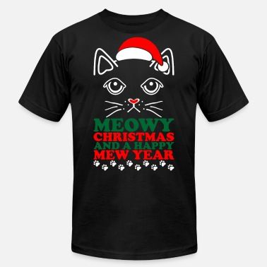 de4f0749f Shop Christmas Cat T-Shirts online | Spreadshirt